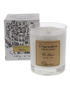Lothantique. Scented Candle, White Tea