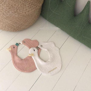 Duck Baby Bib, 2 Colours