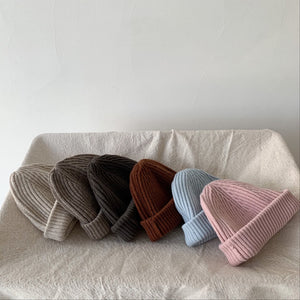 Essential Rib Beanie, 4 Colours