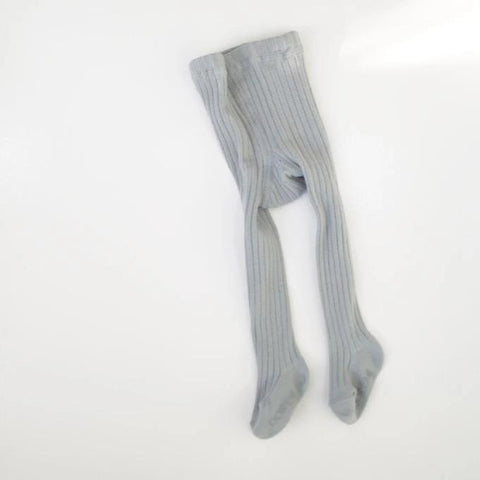 Ribbed Colour Tights (Restocked)