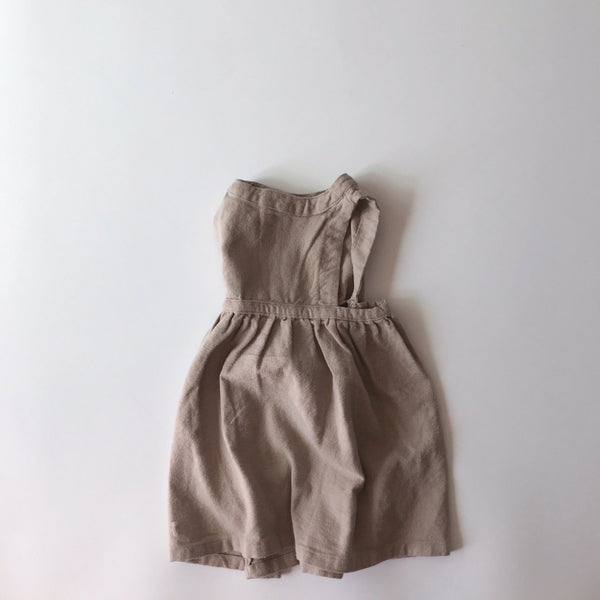 Bea Layering Dress, Beige
