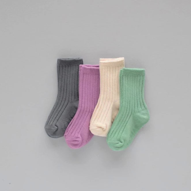 Daily Socks Set (5-6Y)