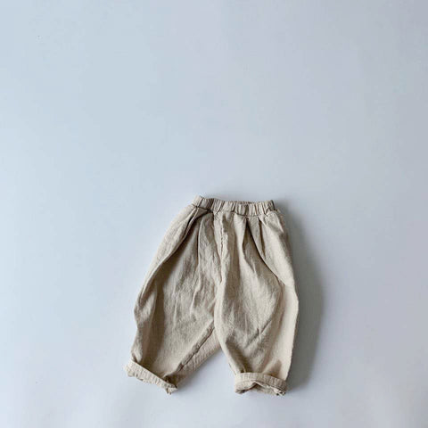 BB Easy Pants, Light Beige