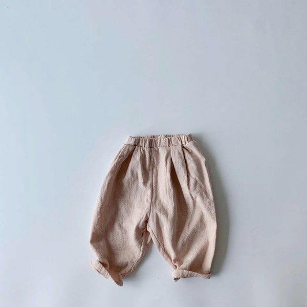 BB Easy Pants, Soft Pink