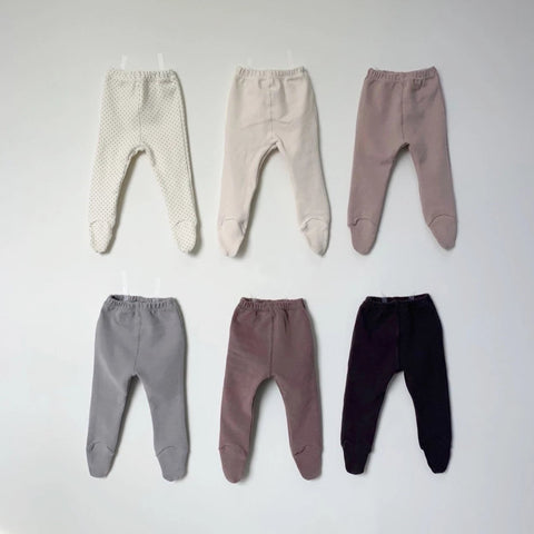 MB Brushed Footed Leggings, 4 Colours