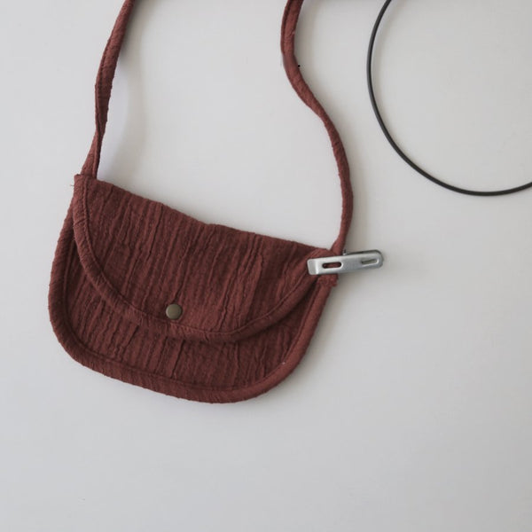 Daily Crossbody Fabric Bag, 3 Colours