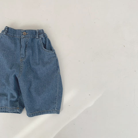 Bello Denim Pants