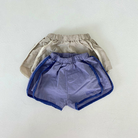 Demi Track Shorts, 2 Colours