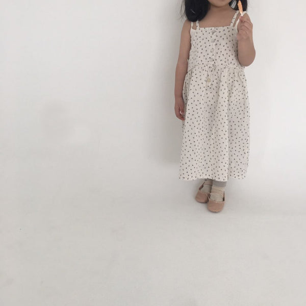 Sleeveless Mia Dress, Floral (3-5Y)