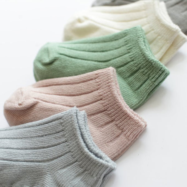 Yogurt Low Socks Set (Restocked)