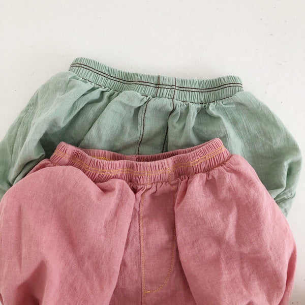 Polly Linen Bloomers, 2 Colours