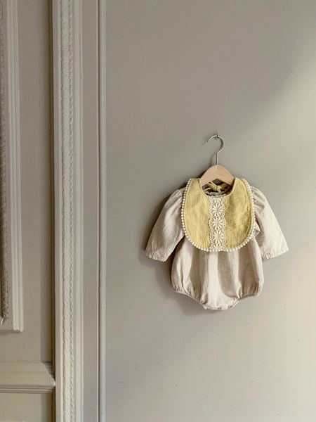 Rocella Lace Bib, 3 Colours