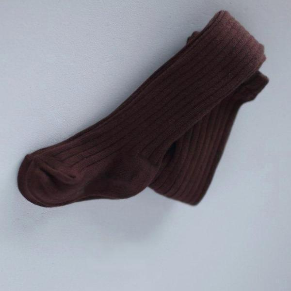 Ribbed Colour Tights, 7 Colours