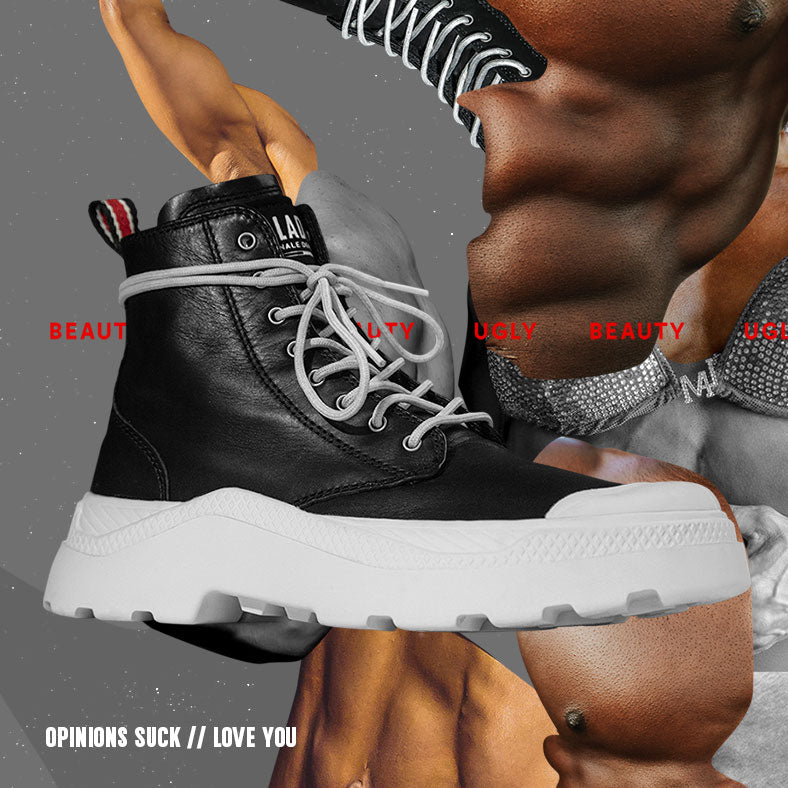 WELCOME TO PALLADIUM BOOTS OFFICIAL WEBSITE