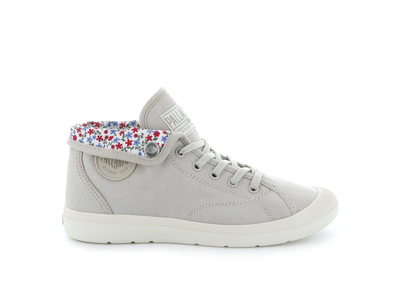 95680-058-M | WOMENS AVENTURE CANVAS | RAINY DAY/MARSHMALLOW