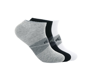 SX0117-994 | MEN'S SPORT INVISIBLE | BLACK/WHITE/LT GREY