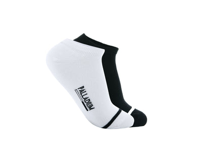 SX9109-904 | WOMEN'S BASIC ANKLE | WHITE/BLACK