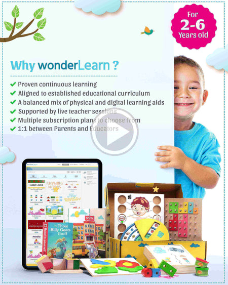 wonderLearn advantage