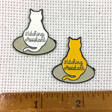 Stitching Assistant Kitty Needle Minders