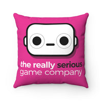 The Really Serious Pillow