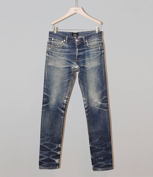 Butler Jeans, front view