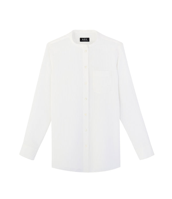 Marie blouse - AAB - White