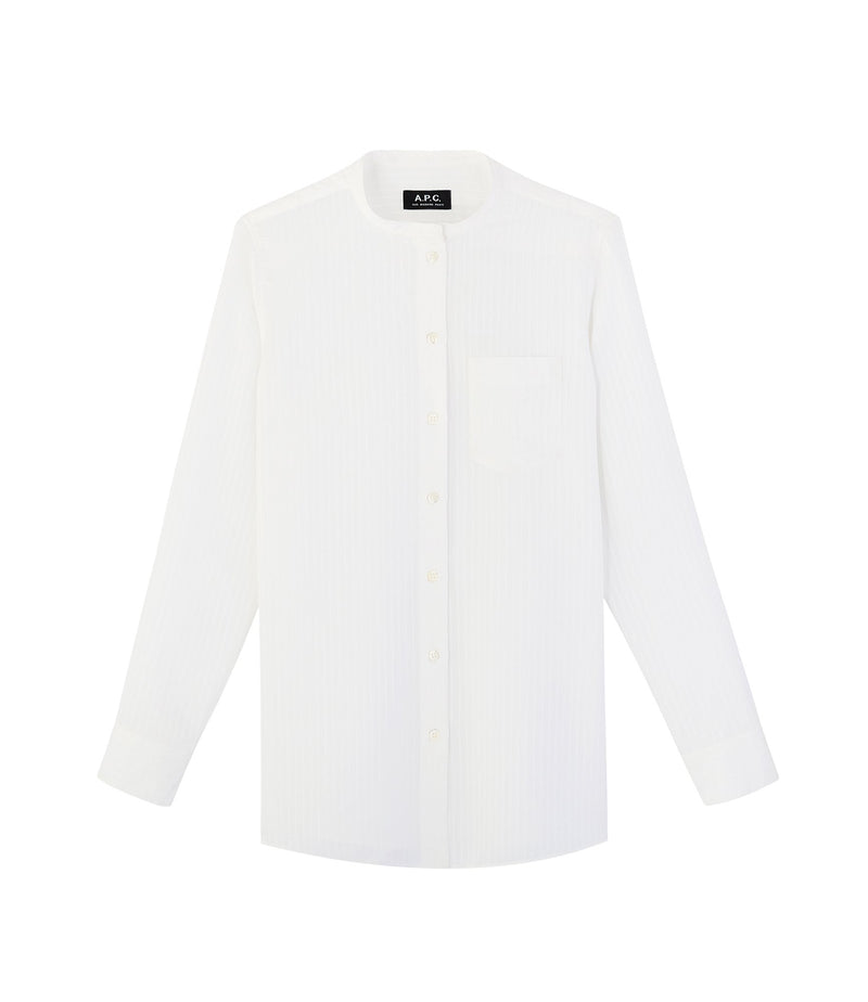 This is the Marie blouse product item. Style AAB-1 is shown.