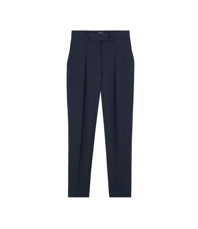 This is the Sandra pants product item. Style IAK-1 is shown.