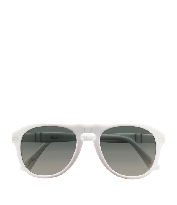 Persol 649 sunglasses - AAB - White