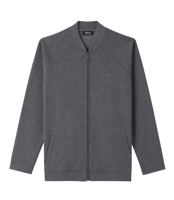 Armand jacket - PLA - Heather gray