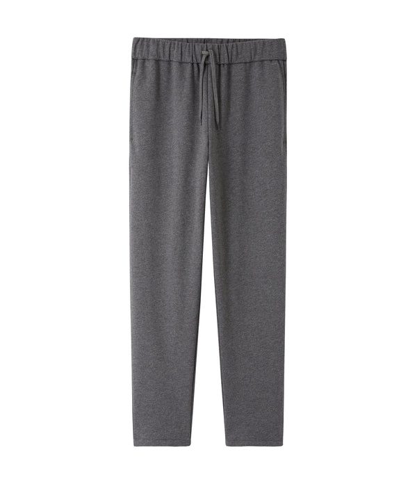 Martin sweatpants - PLA - Heather gray