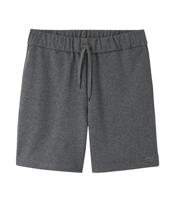 François shorts - PLA - Heather gray