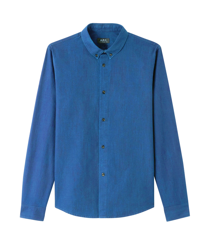 This is the Button-down shirt product item. Style IAI-1 is shown.