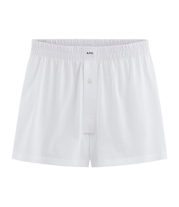Cabourg boxer shorts - AAB - White