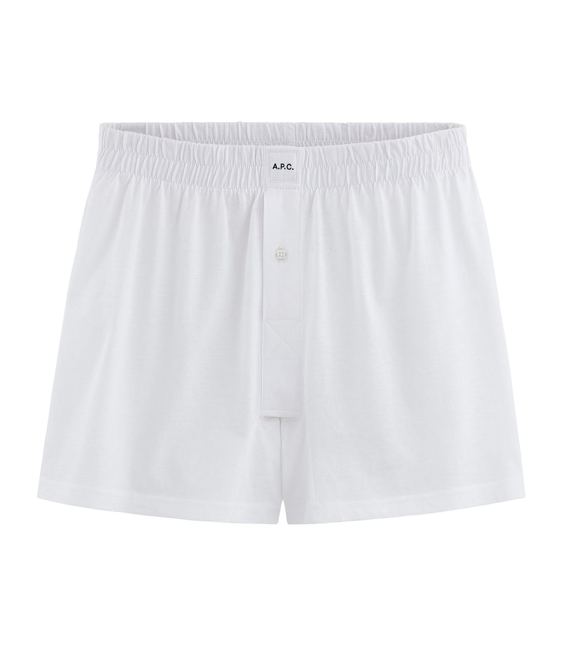 This is the Cabourg boxer shorts product item. Style AAB-1 is shown.