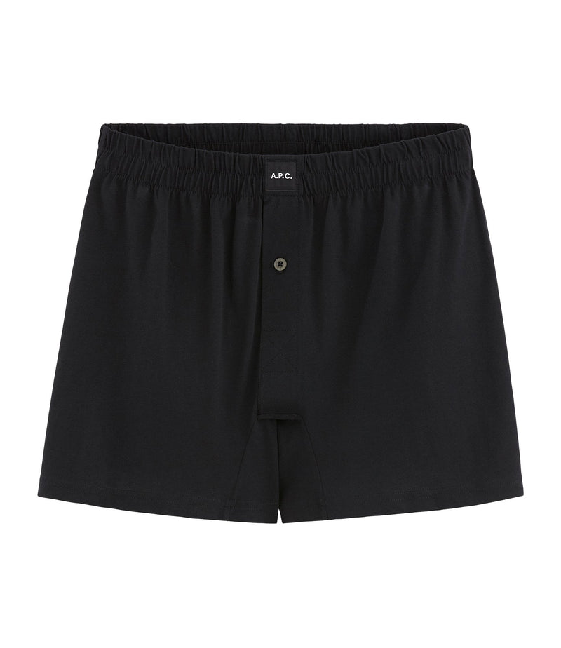 This is the Cabourg boxer shorts product item. Style LZZ-1 is shown.