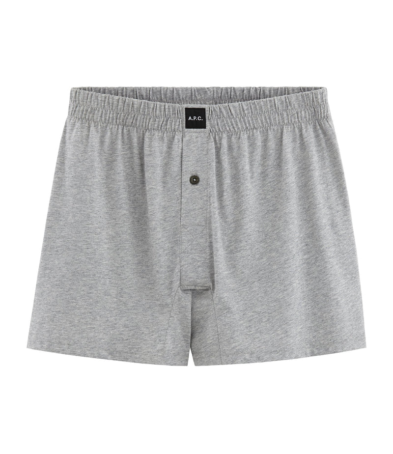 This is the Cabourg boxer shorts product item. Style PLB-1 is shown.