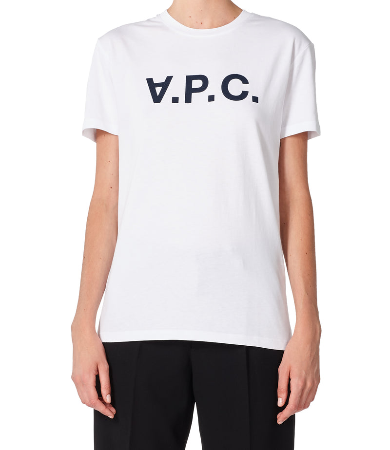 This is the White VPC T-shirt product item. Style IAK-2 is shown.