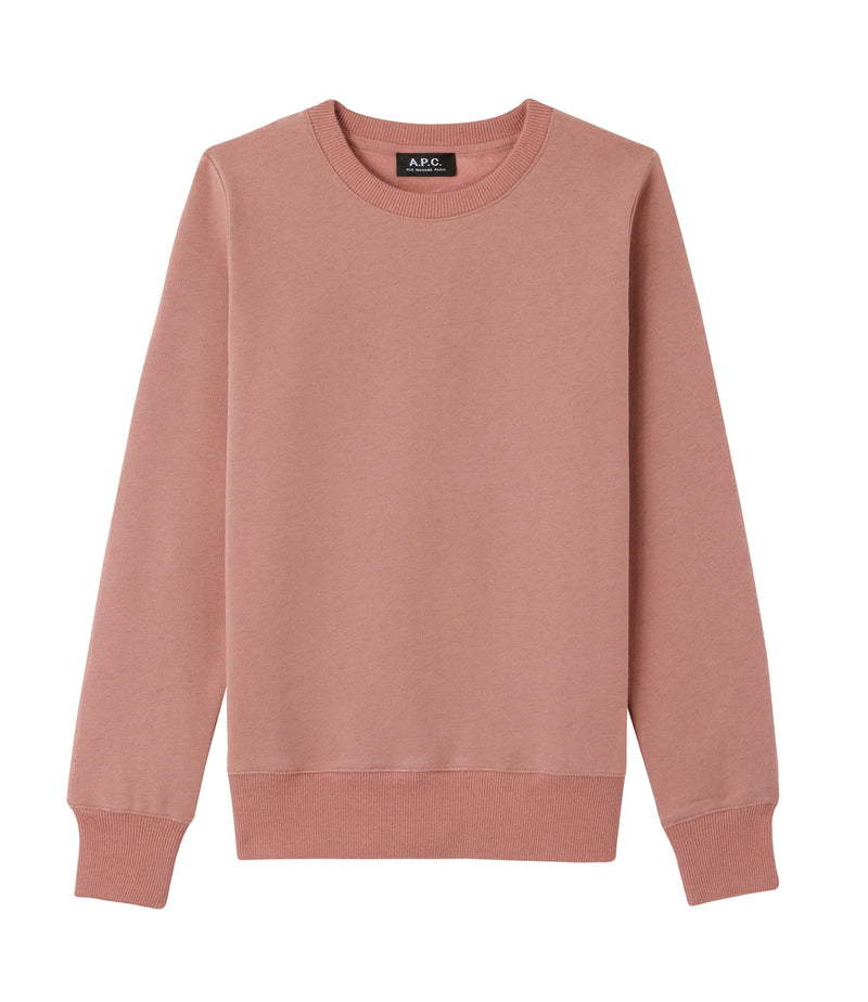 This is the Jackie sweatshirt product item. Style FAE-1 is shown.