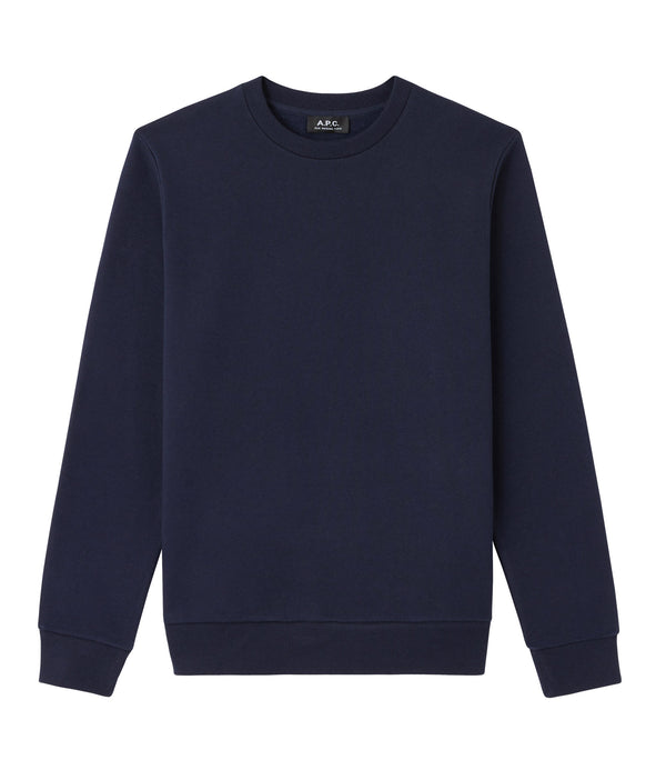 Capitol sweatshirt - IAK - Dark navy blue