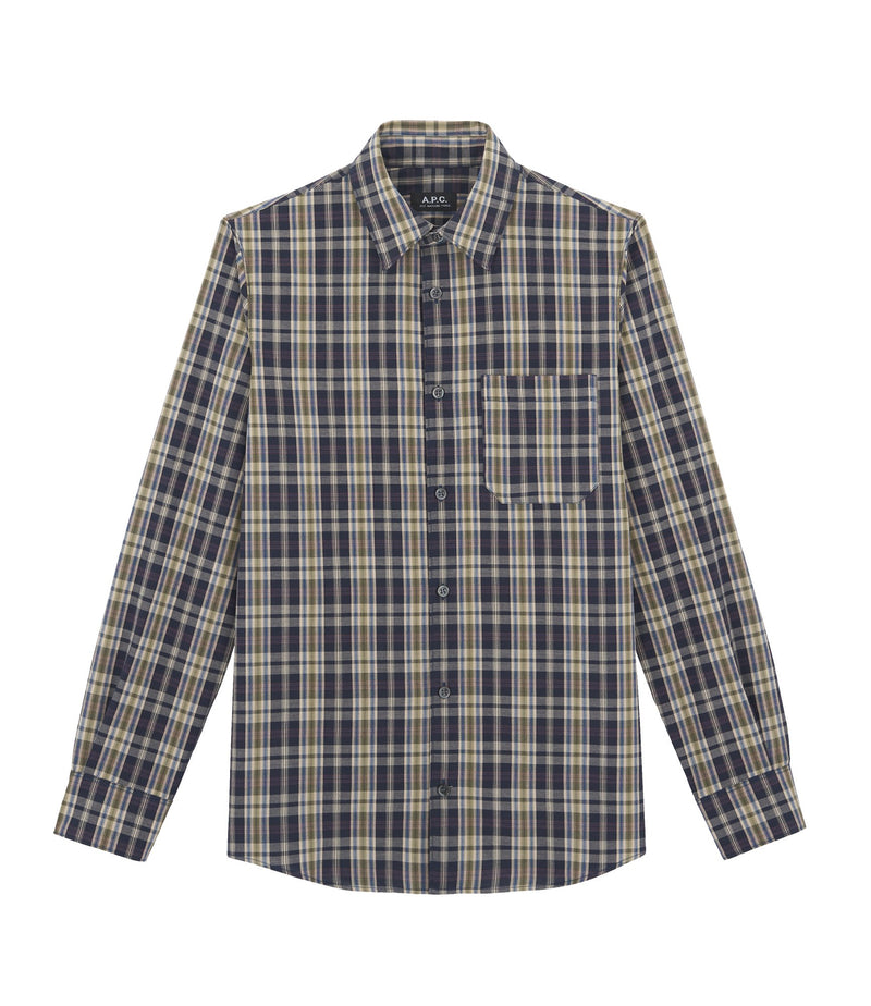 This is the Atelier shirt product item. Style IAK-1 is shown.