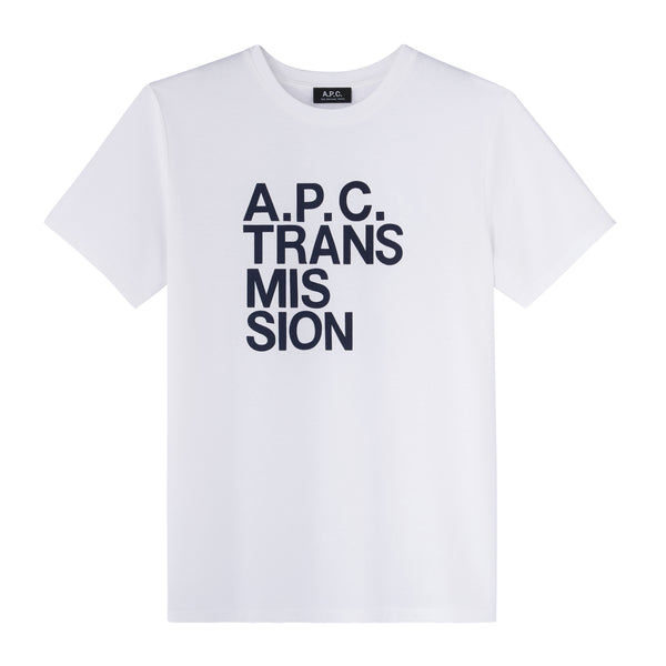 Transmission T-shirt - AAB - White