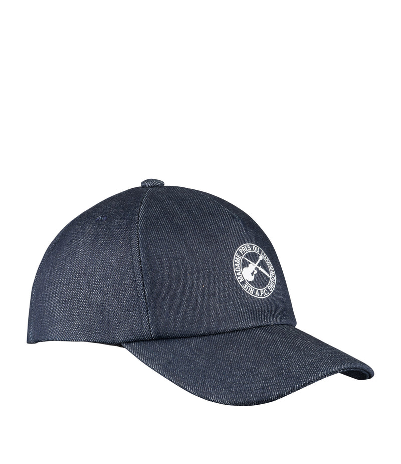 This is the Eden Guitare Poignard baseball cap product item. Style IAI-1 is shown.