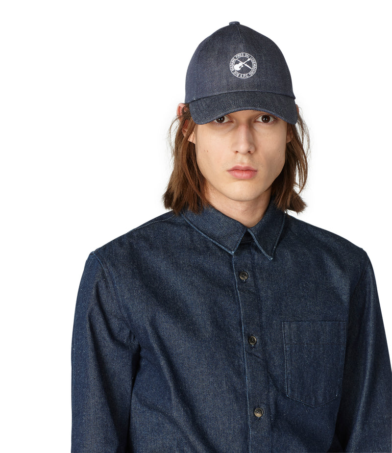 This is the Eden Guitare Poignard baseball cap product item. Style IAI-2 is shown.