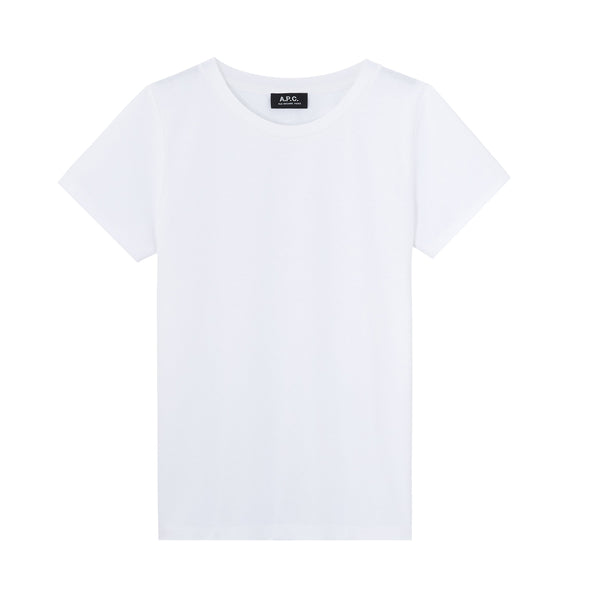 Poppy T-shirt - AAB - White