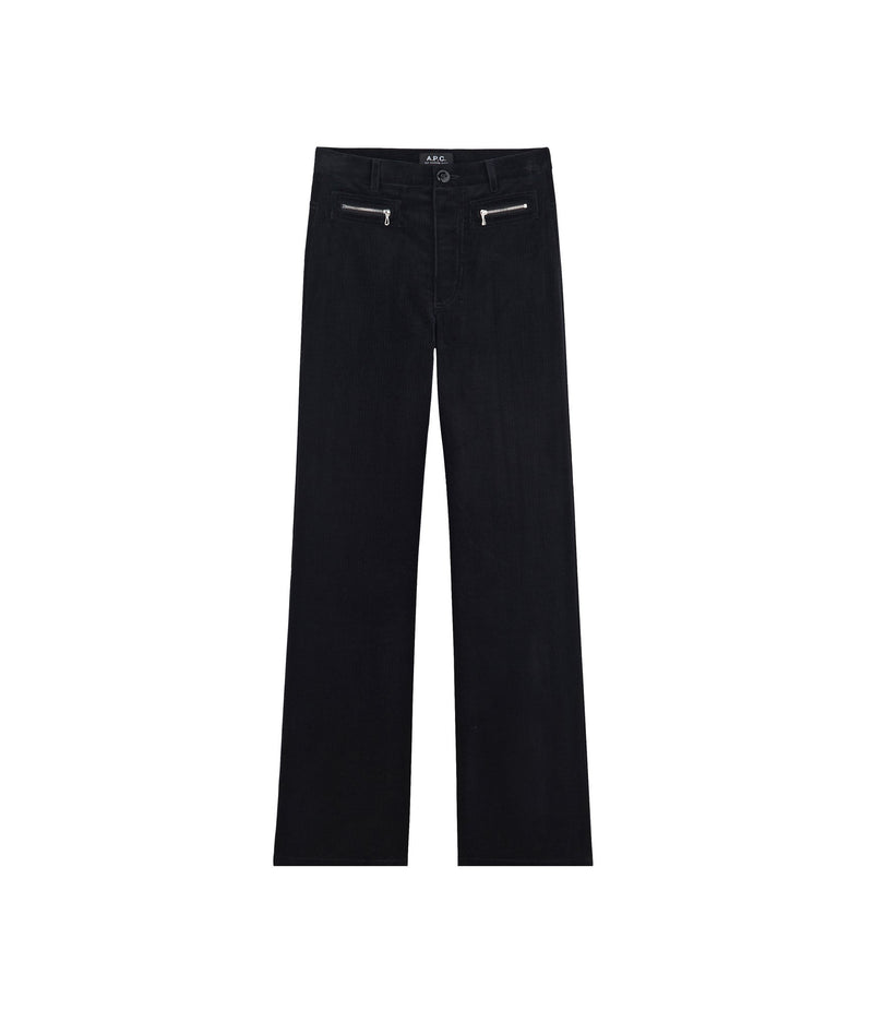 This is the Newport jeans product item. Style LZZ-1 is shown.