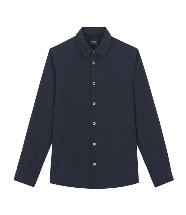 92 shirt - IAK - Dark navy blue