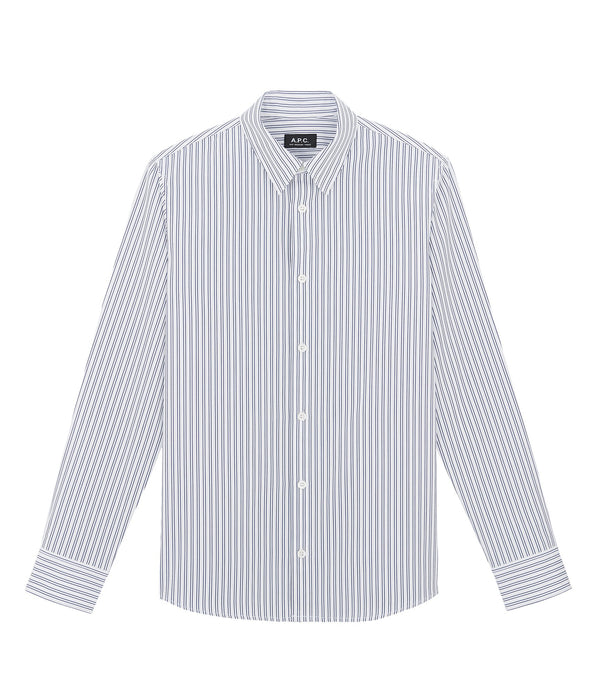 André shirt - IAH - Dark blue
