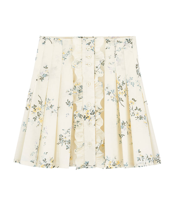 Victoria skirt - AAC - Off white