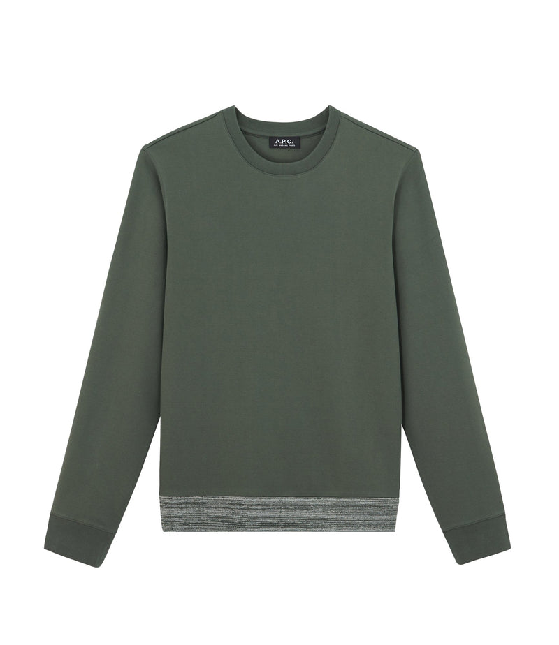 This is the Jérémie sweatshirt product item. Style JAA-1 is shown.